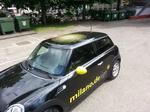 Autofolierung, Milano, Folien-Plott, Autobeklebung